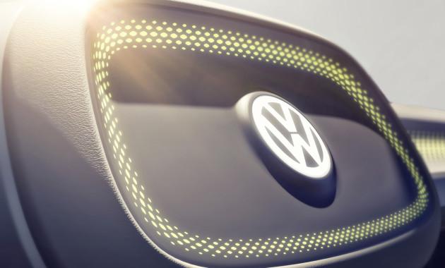 Фольксваген привезёт вДетройт новый концептуальный автомобиль семейства I.D