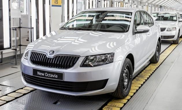 ВНижнем Новгороде за5 лет выпустили 170 000 авто Шкода и Фольксваген