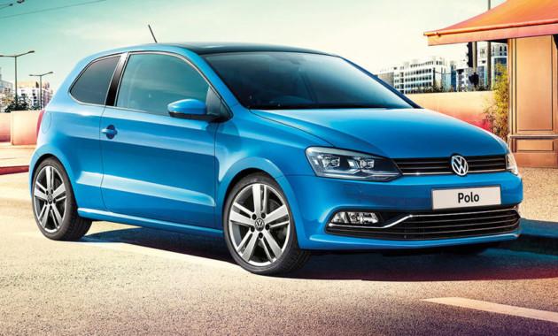 Ухэтчбека Volkswagen Polo появилась версия Match