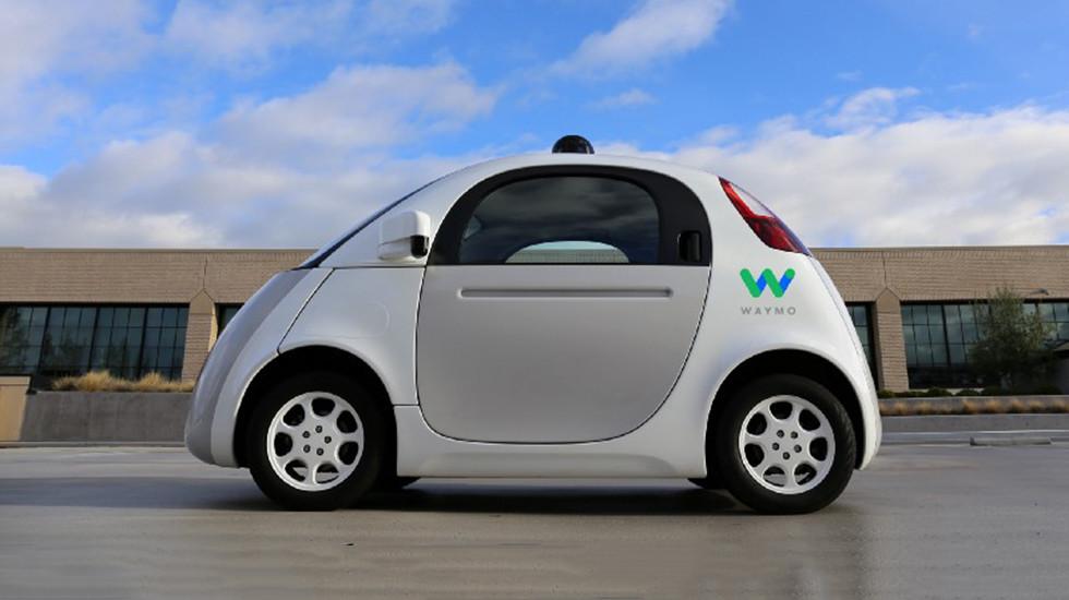 Хонда решила снабдить свои машины беспилотниками откомпании Google— Waymo