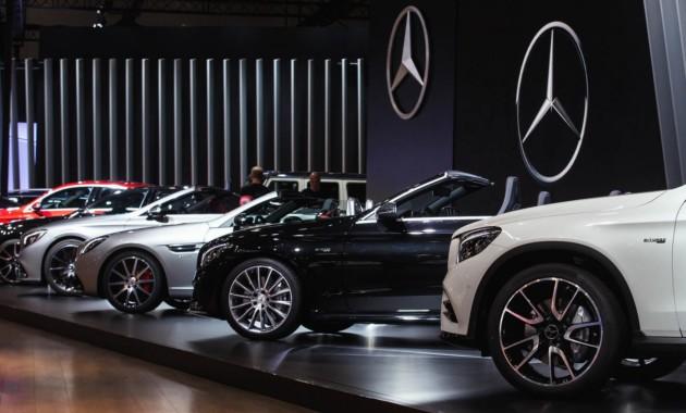ВРФ во 2-ой половине ноября изменили цены 9 автомобильных брендов