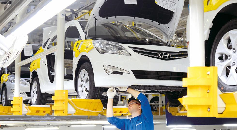 Минпромторг предложил новейшую стратегию развития автомобильной индустрии РФ