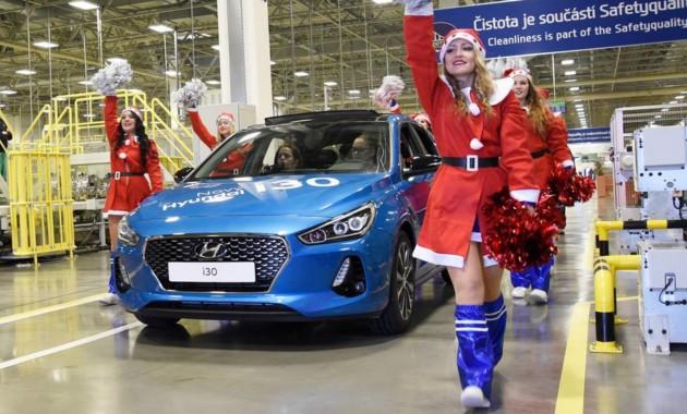 16ДекСтартовало производство Hyundai i30 нового поколения для Европы