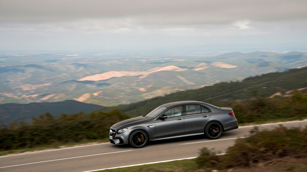 The new Mercedes – AMG E 63 4Matic + Portimao 2016