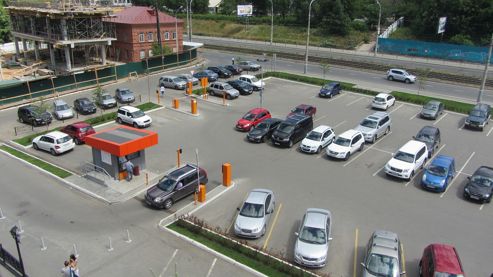 3-х летние резидентные разрешения наавтостоянку можно оплатить при помощи приложения «Парковки Москвы»