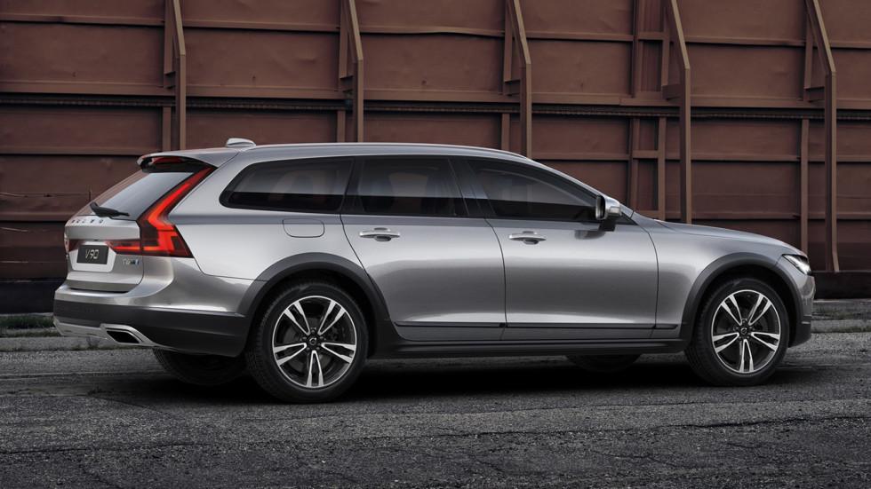 Volvo V90 Cross Country with Polestar Performance Optimisation
