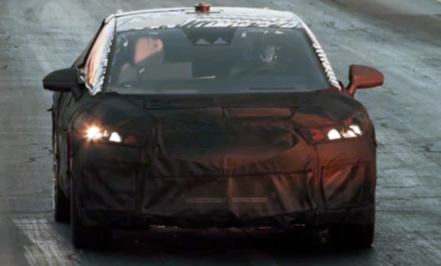 Faraday Future приоткрыл дизайн конкурента Tesla Model X