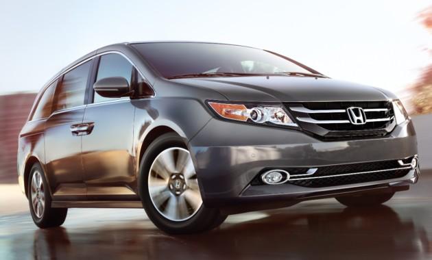 Honda Odyssey вернется, чтобы вновь завоевать сердца покупателей