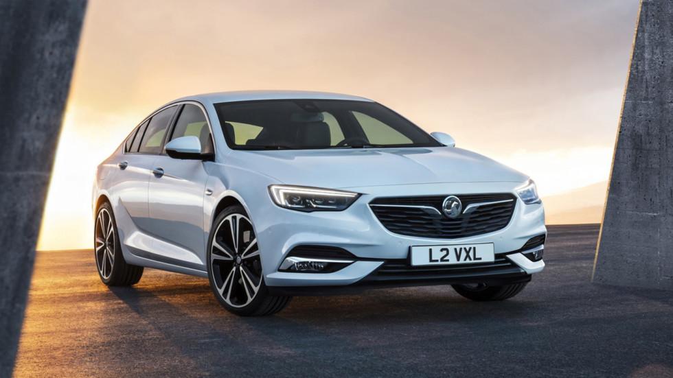 Opel Insignia Grand Sport официально представлен