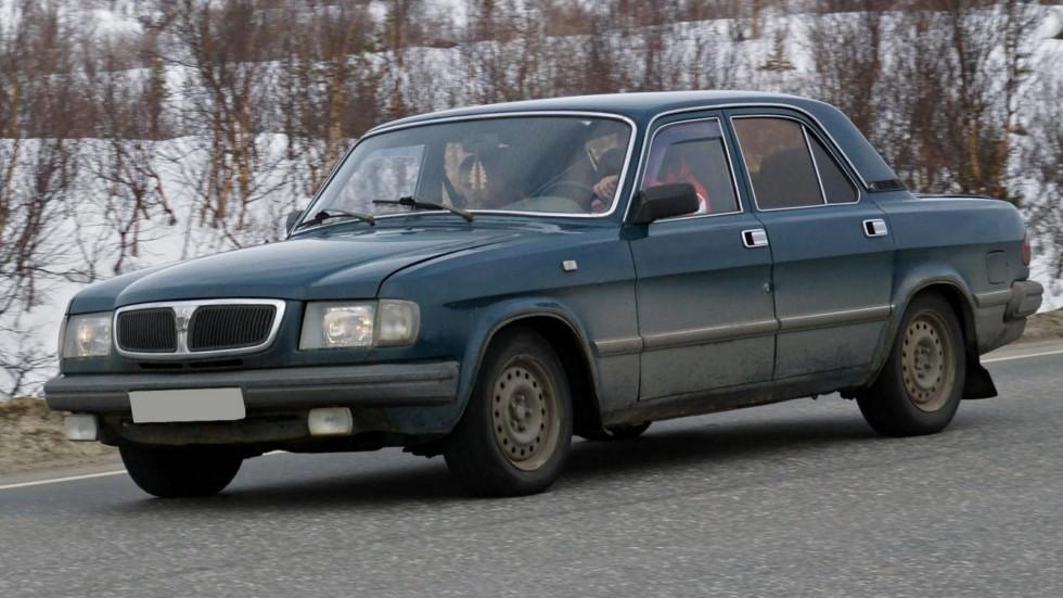 ГАЗ-3110 стал привычным элементом российского пейзажа в начале двухтысячных годов
