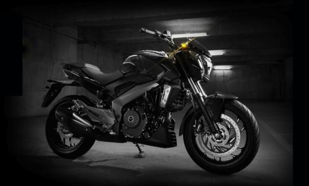 Индийская Bajaj Auto представила самый мощный мотоцикл в своей линейке