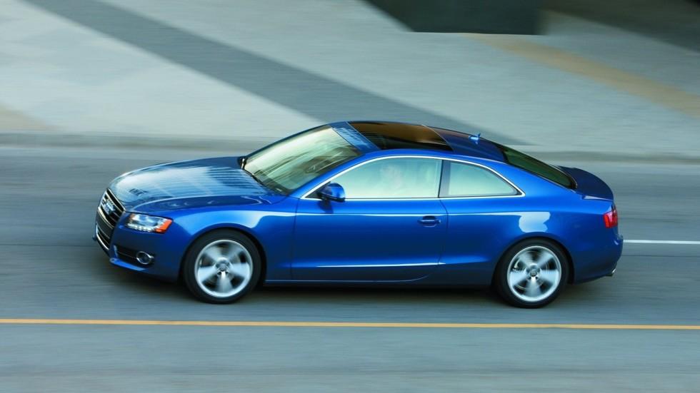 На фото: Audi A5 2008