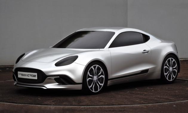 Компания Caterham собирается выпустить практичный автомобиль