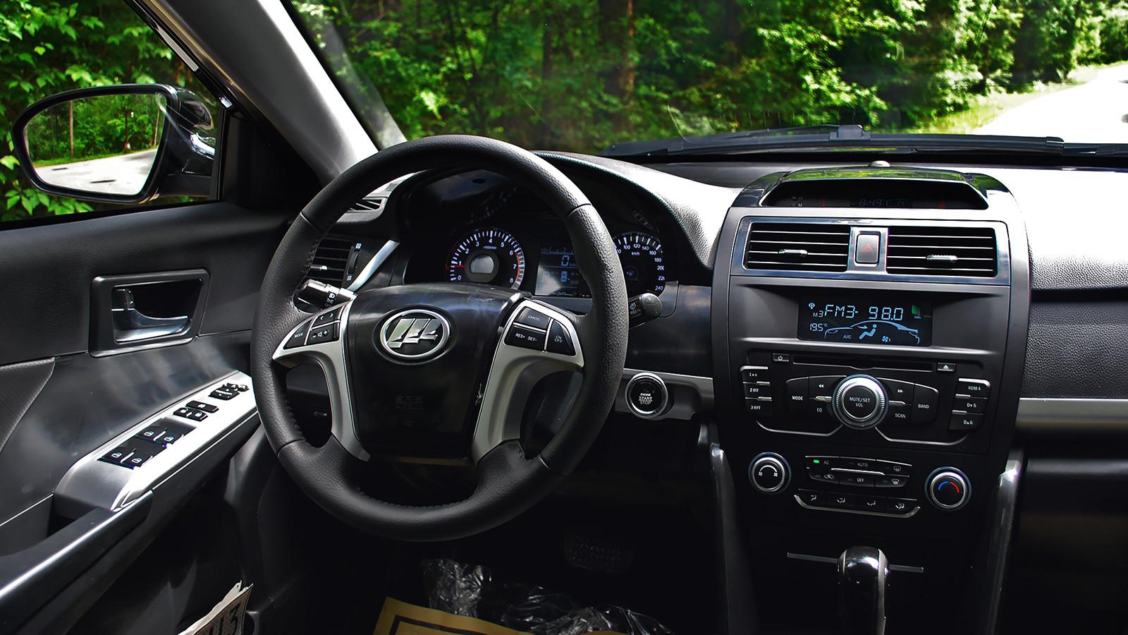 Объявлена дата начала реализации на русском рынке седана Лифан 820