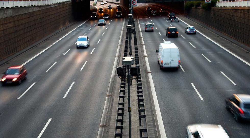 В будущем году поКраснодару будут ездить большегрузы без водителей