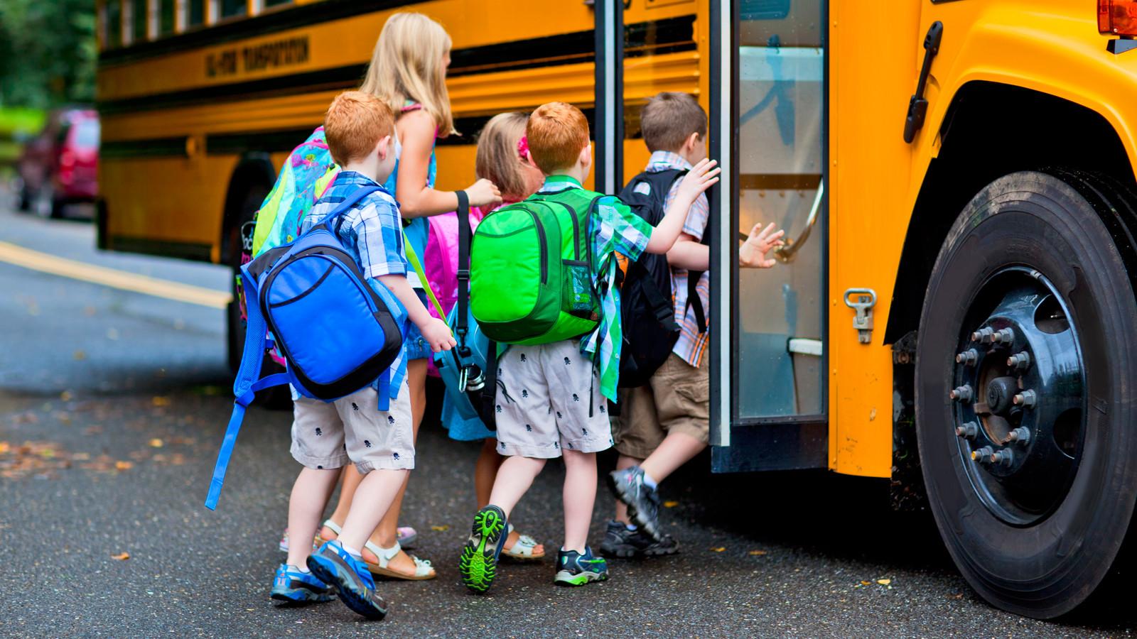 ВТомской области могут запретить транспортировку детей ночью ивгололед