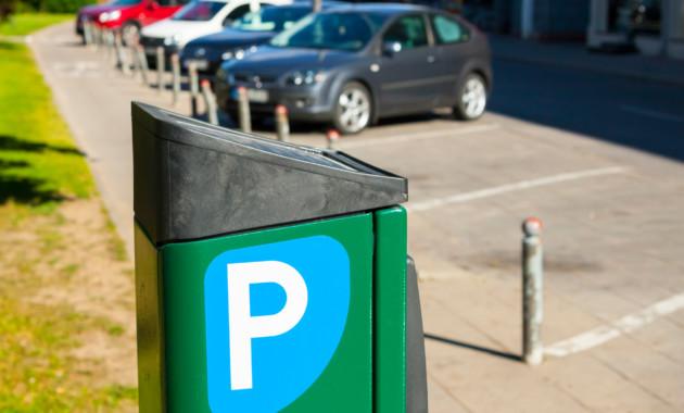 Парковки в столице будут бесплатными в начале января
