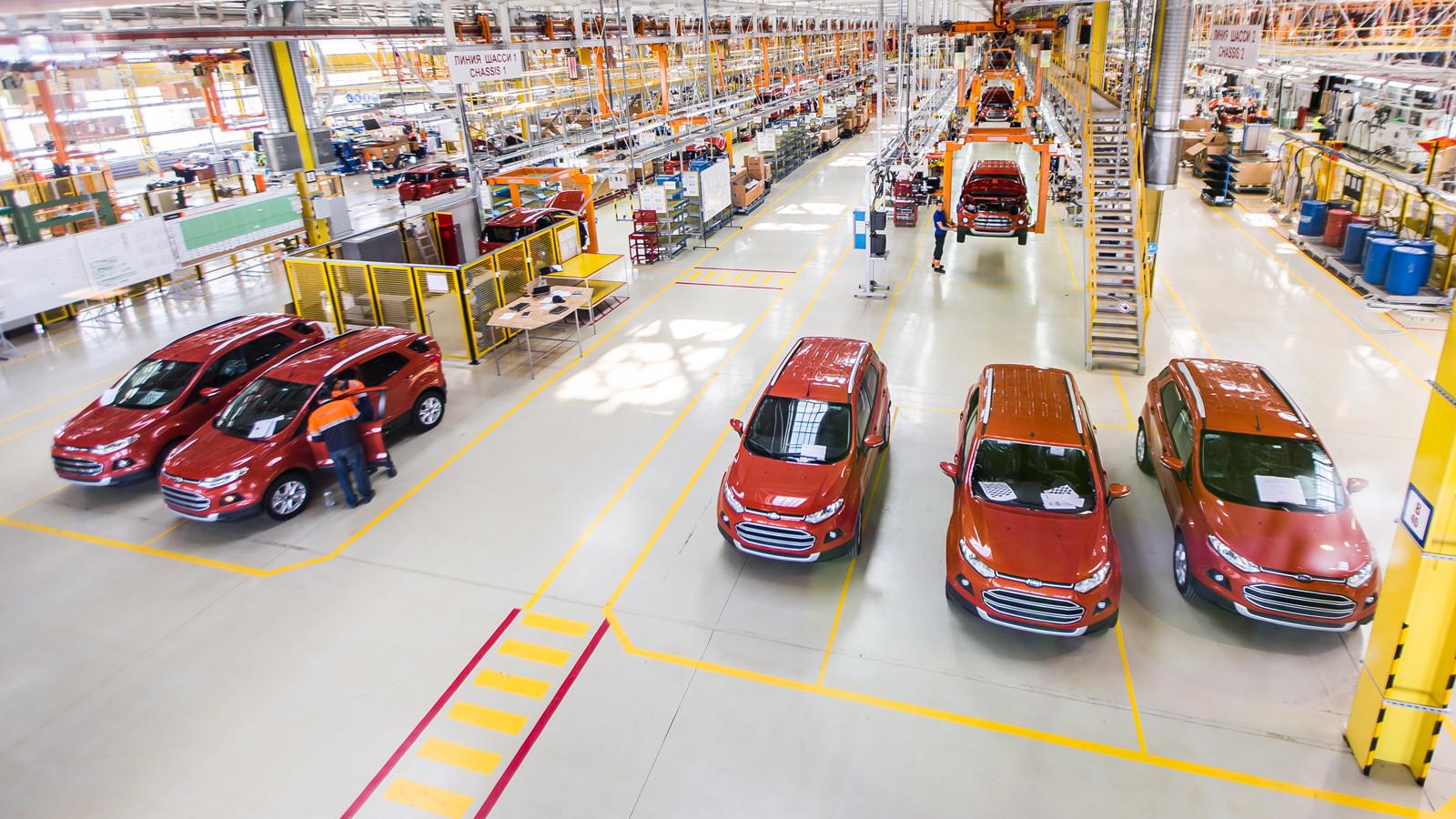 В последующем году Форд Sollers ждет увеличения продаж авто