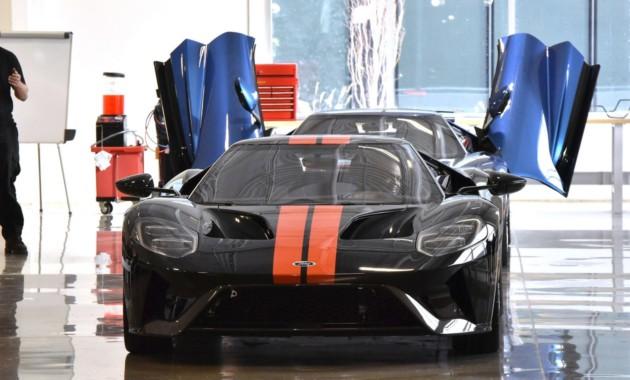 Стартовало производство суперкара Форд GT