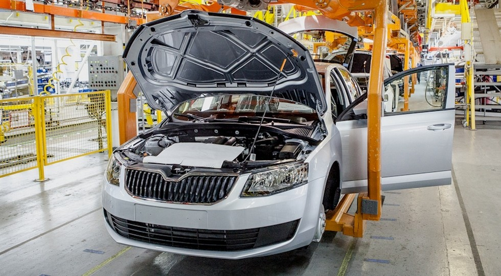 Нижегородский заводVW выпустил 170 тыс. авто