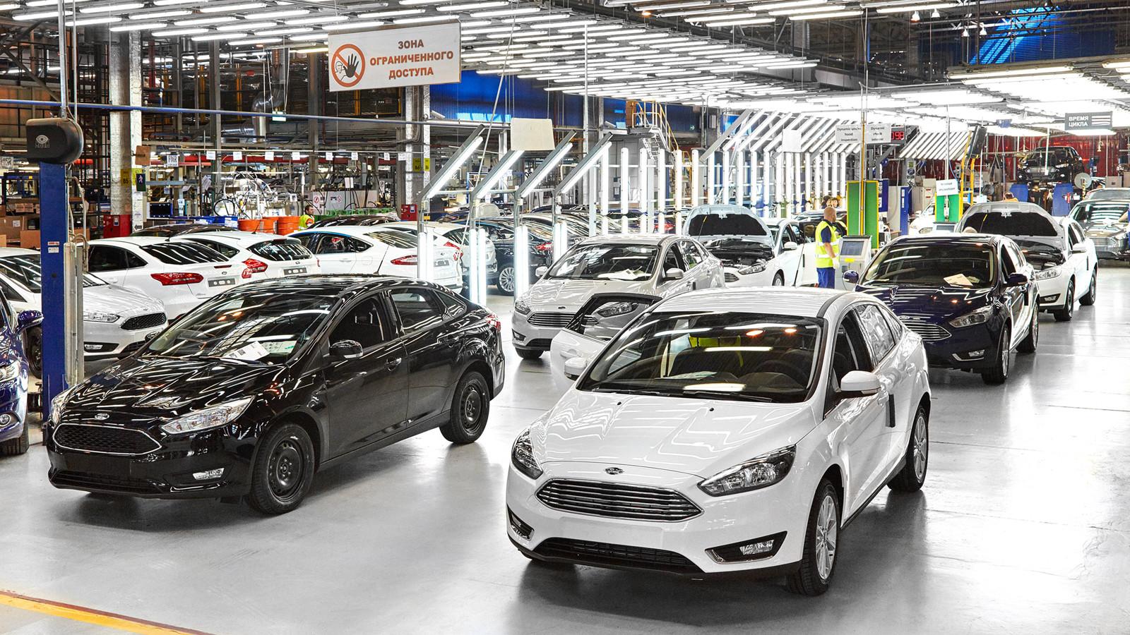 В наступающем году Форд Sollers ждет увеличения продаж авто