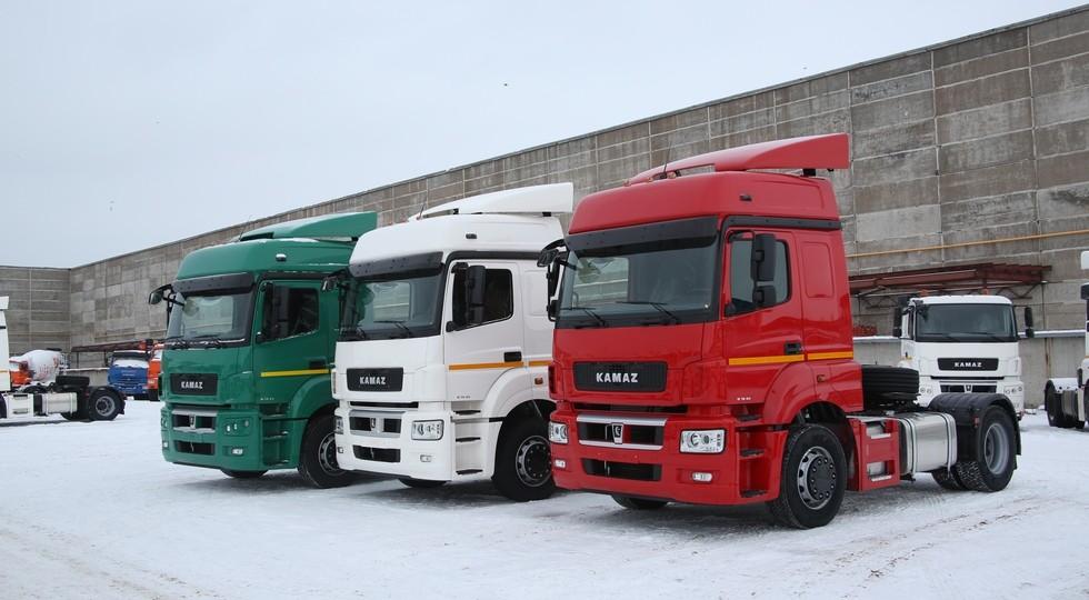Продажи фургонов в РФ продолжают набирать обороты