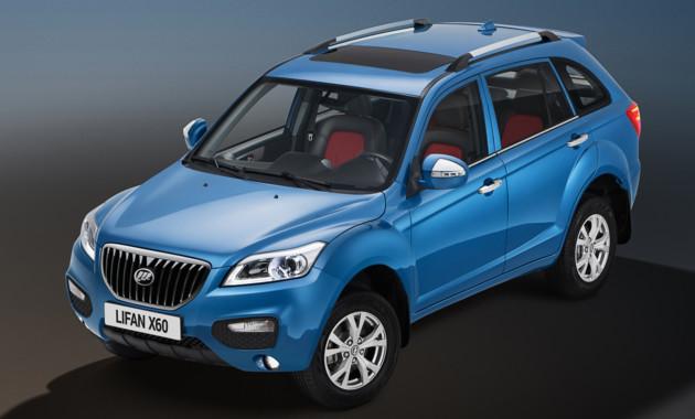 Объем продаж китайских авто на русском рынке упал на18%