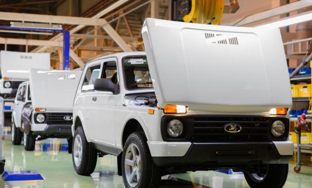 Lada будет выпускать три модели на новом заводе