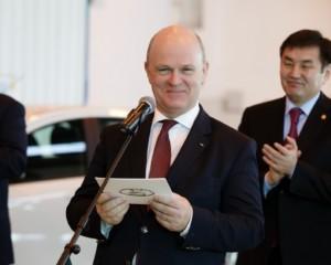 Интервью с Эдуардом Маркманым Renault
