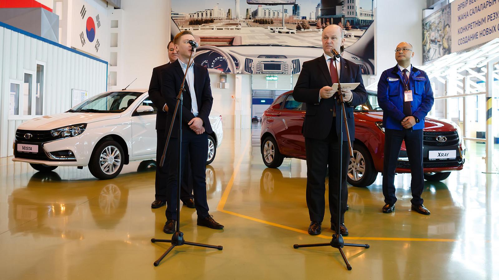 Волжский автомобильный завод готовит две «секретные» новинки
