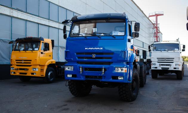 КАМАЗ перевыполнит бизнес-план на 2016г на15-30%