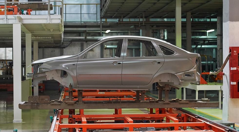 Казахстанский завод «Азия Авто» начал выпуск Лада Vesta, XRAY, Largus иGranta