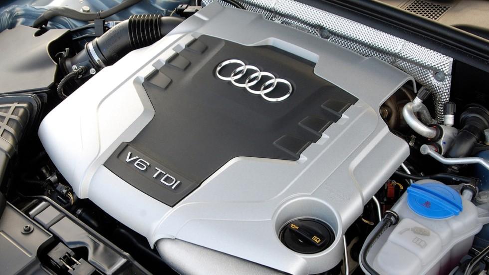 Под капотом Audi A5 Sportback 3.0 TDI quattro ZA-spec '2009–11