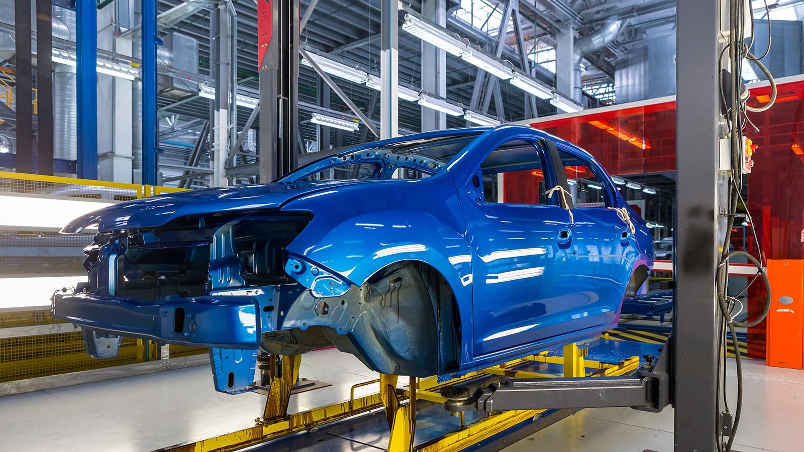 Рено реализовала в Российской Федерации 1,5 млн авто с1998 года