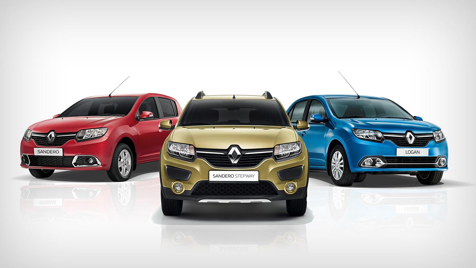 Рено реализовала на русском рынке 1,5 млн авто