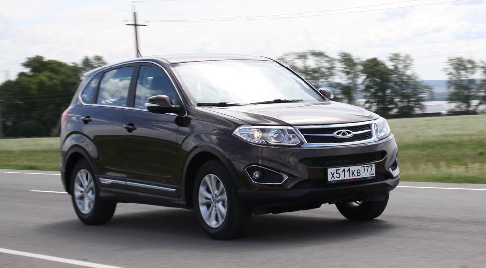 Продажи китайских машин в Российской Федерации падают третий месяц подряд