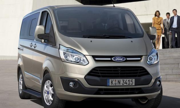 05ДекFord объявил цены на Transit Custom и Tourneo Custom для России