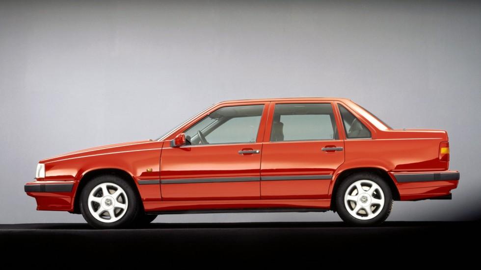 На фото: Volvo 850