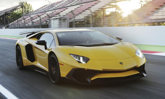 Вначале года 2017 Lamborghini представит новый суперкар