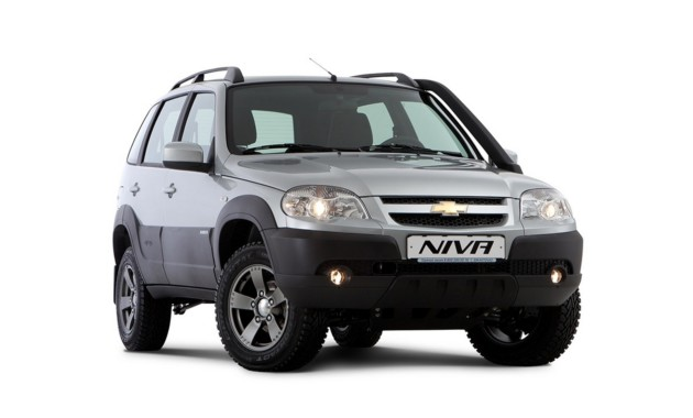 Зарезервировать Chevrolet Niva можно будет онлайн