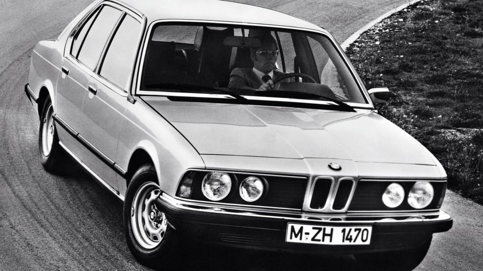 BMW E23 – мюнхенский ответ Штутгарту