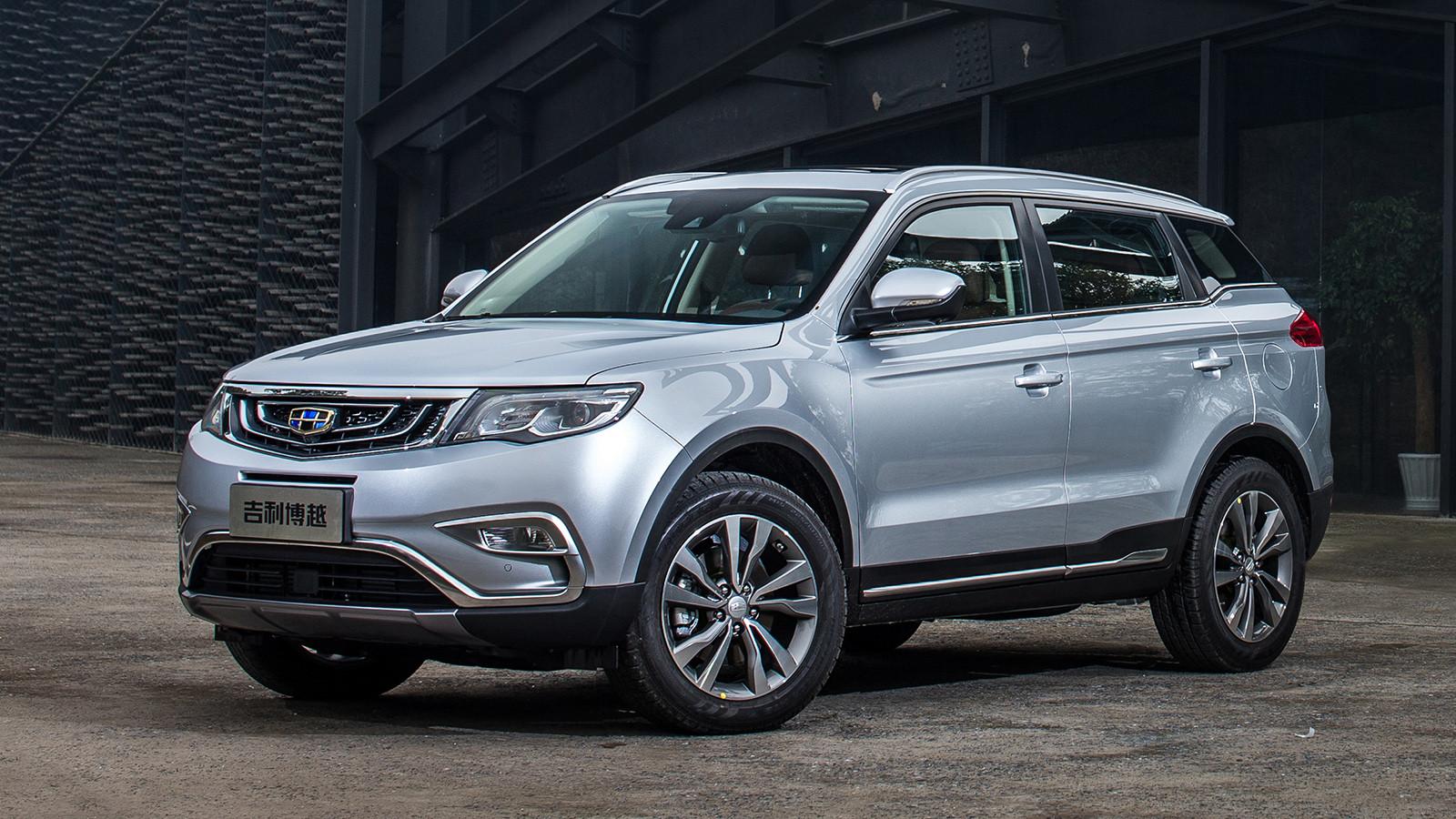Geely Auto побила рекорды продаж автопрома Китая