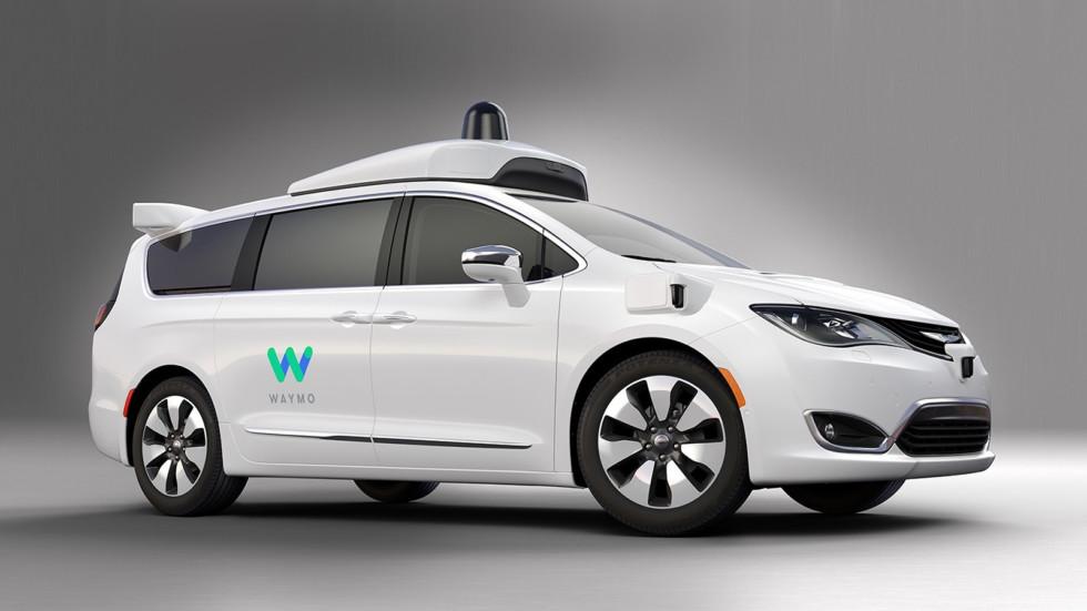 Honda хочет сотрудничать с Waymo