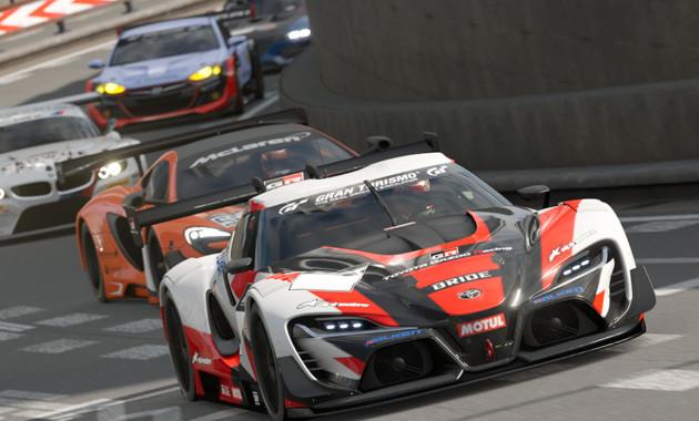Новый трейлер на PS Experience— Gran Turismo Sport
