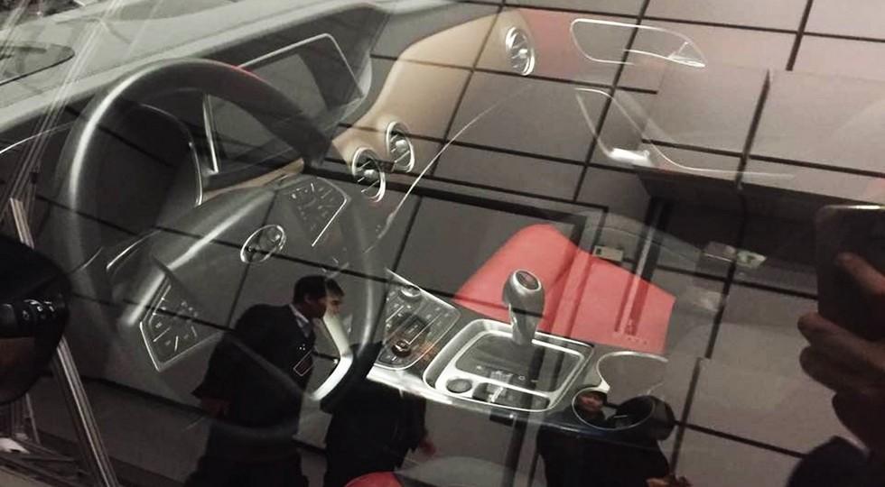 Компания JAC представила безусловно новый кроссовер S7