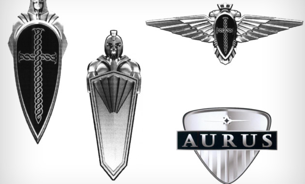 Правительственные автомобили «Кортеж» обзавелись эмблемой