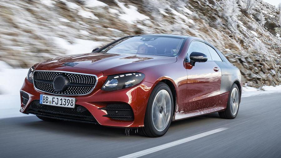 Компания Mercedes-AMG разрабатывает «горячее» купе E-Класса
