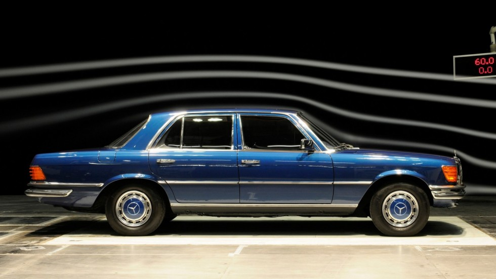 По аэродинамическим качествам 116-й уступал BMW E23