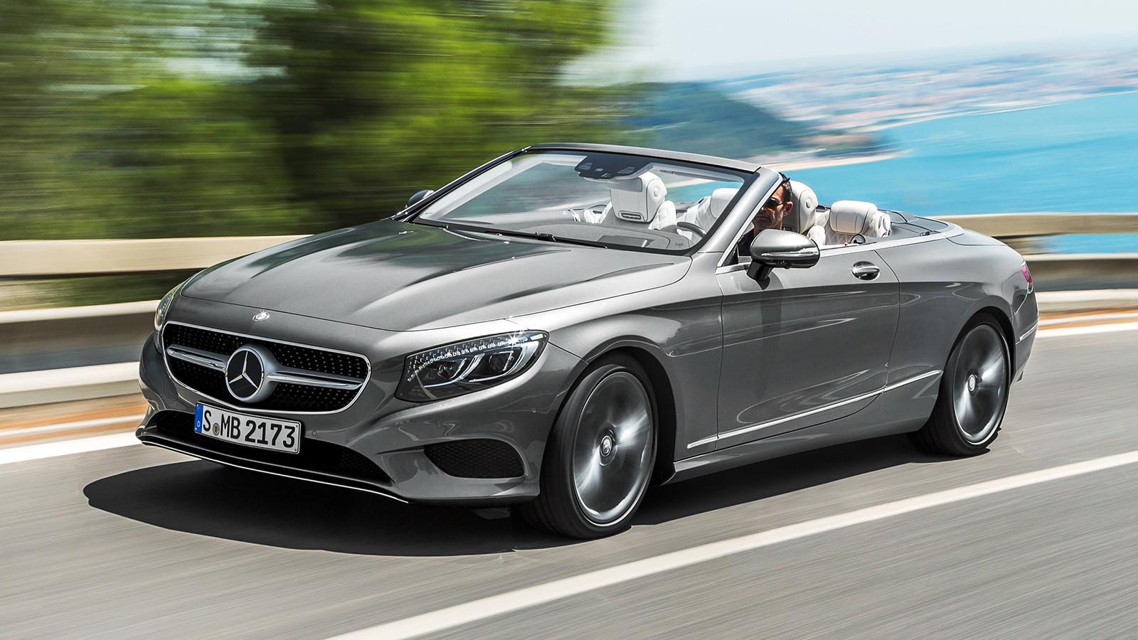 Benz S-класса в Российской Федерации попали под отзыв