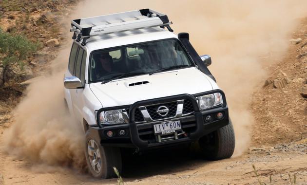 Nissan завершает продажи Patrol особой версией